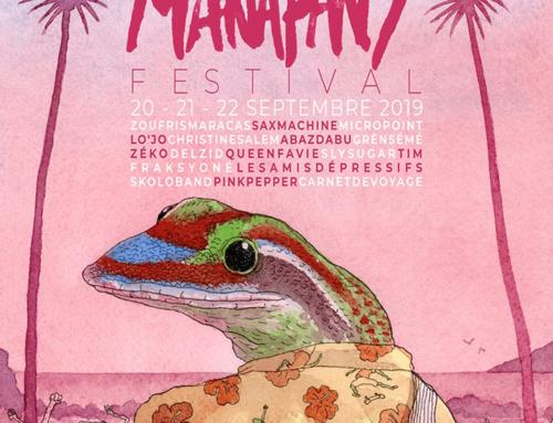 Fischer Réunion au Manapany Festival 2019