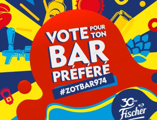 Fischer 30ans #ZOTBAR974 « Le Zanzibar »