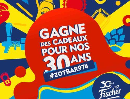 Fischer 30ans #ZOTBAR974 « La Cerise »