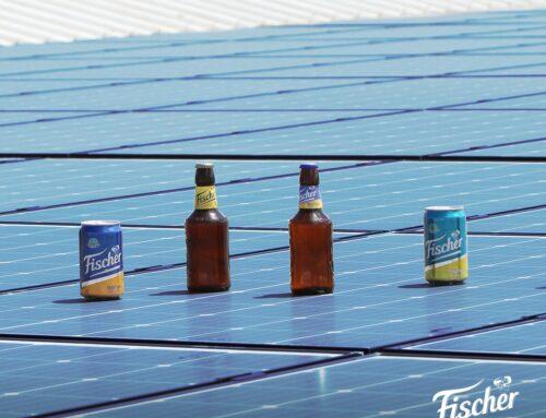 La première bière solaire de La Réunion !
